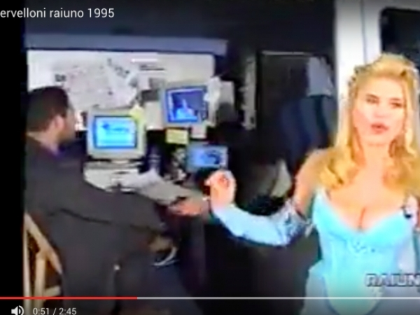 E Press Cervelloni raiuno 1995